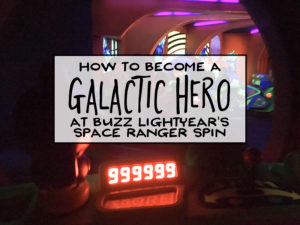 How to Become a Galactic Hero at Buzz Lightyear's Space Ranger Spin
