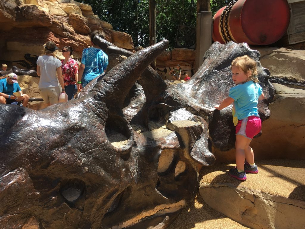 The Boneyard - Animal Kingdom Playground - Walt Disney World - Dream Plan Fly