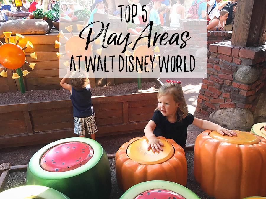 The Best Playgrounds at Walt Disney World - Dream Plan Fly