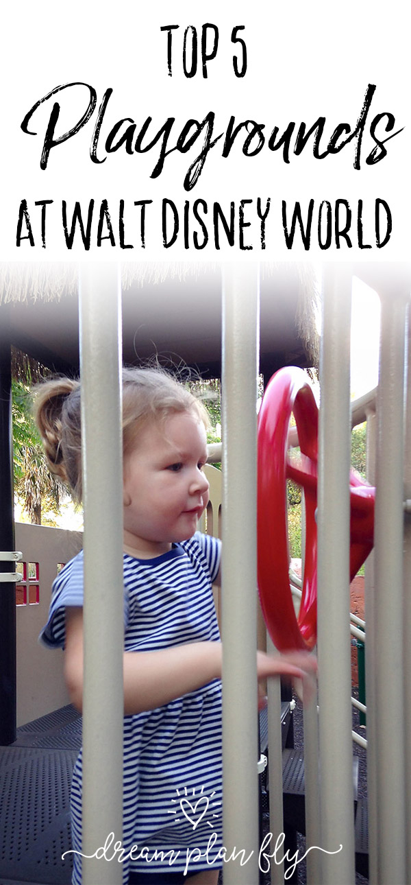 Top 5 Play Areas at Walt Disney World - Dream Plan Fly