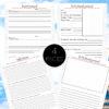 Travel Journal 4 Pack 1 - Create Your Own Walt Disney World Planner