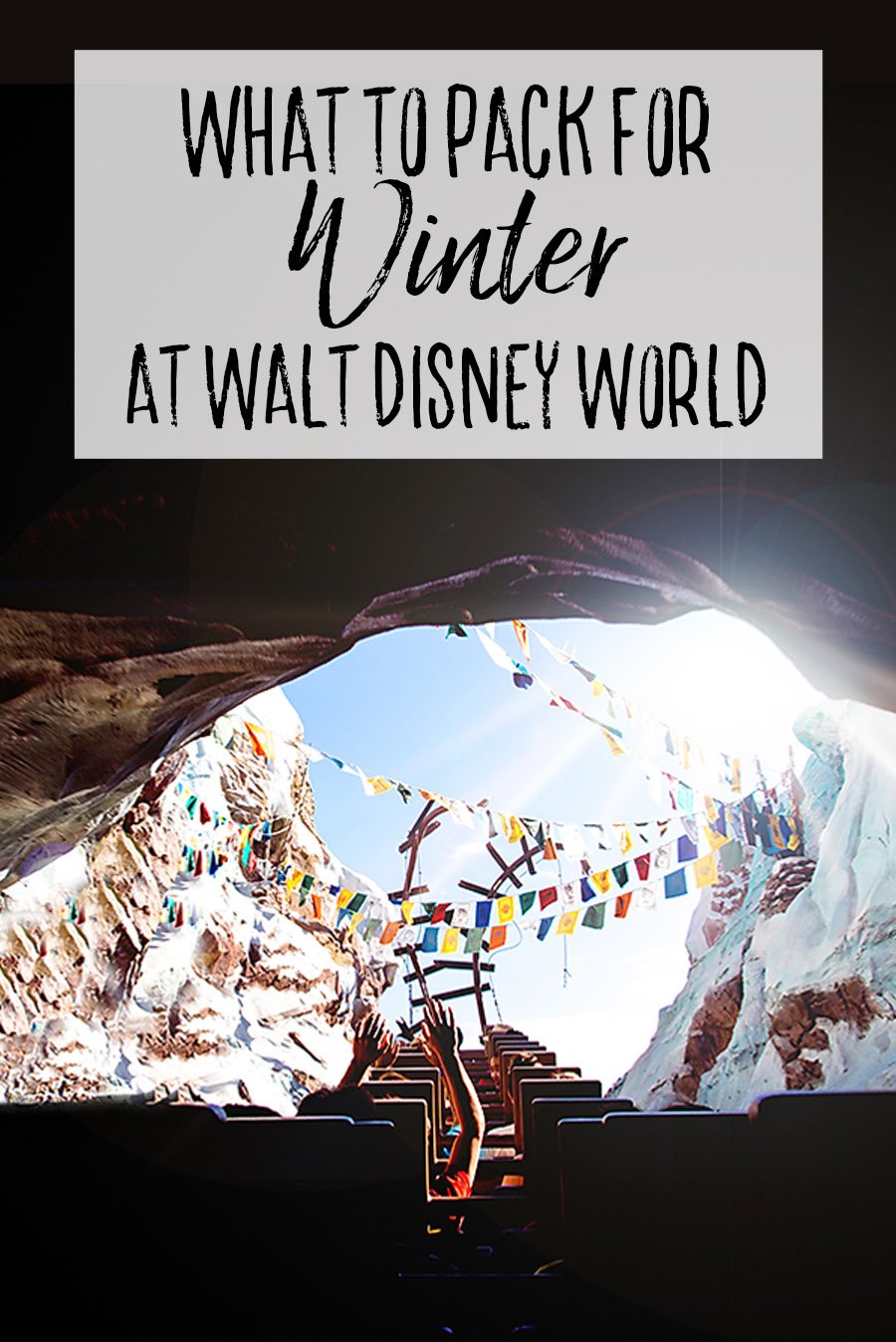 What to Pack for Winter at Walt Disney World - Dream Plan Fly