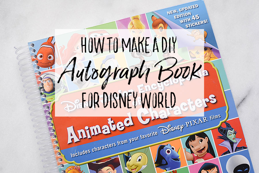 photo about Printable Disney Autograph Book known as Do it yourself Temperament Autograph Guide for Walt Disney International - Desire