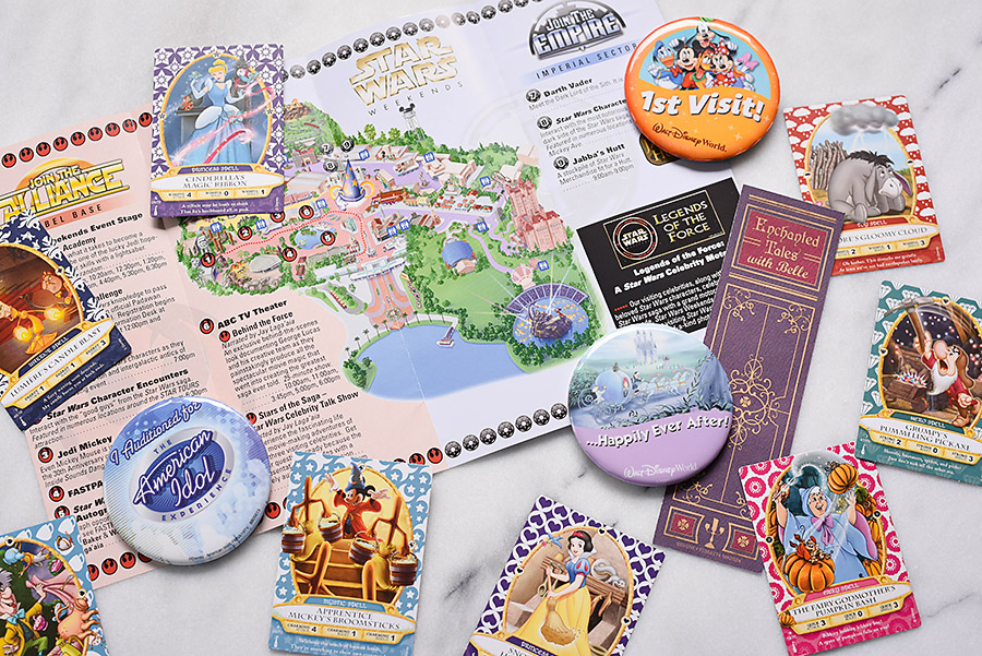 Best Free Souvenirs from Walt Disney World - Dream Plan Fly