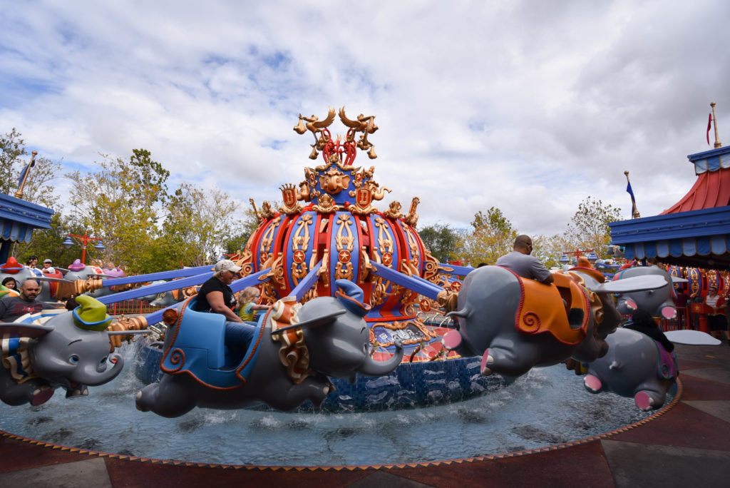 Dumbo - Best Rides in Magic Kingdom - Dream Plan Fly