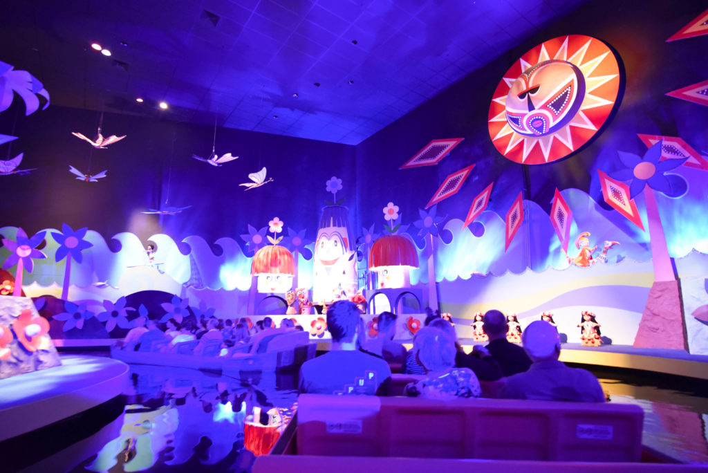 it's a small world - Best Rides in Magic Kingdom - Dream Plan Fly