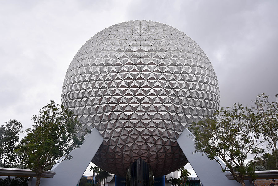 Spaceship Earth - Ride in Epcot's Big Ball - Epcot Must Do You Might Have Missed - Dream Plan Fly