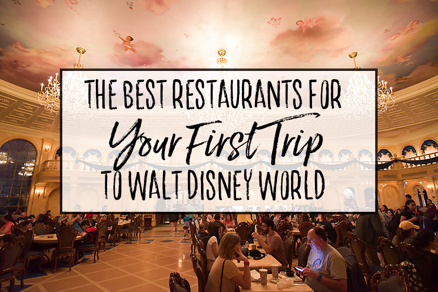 Best Restaurants for Your First Trip to Disney World - Dream Plan Fly