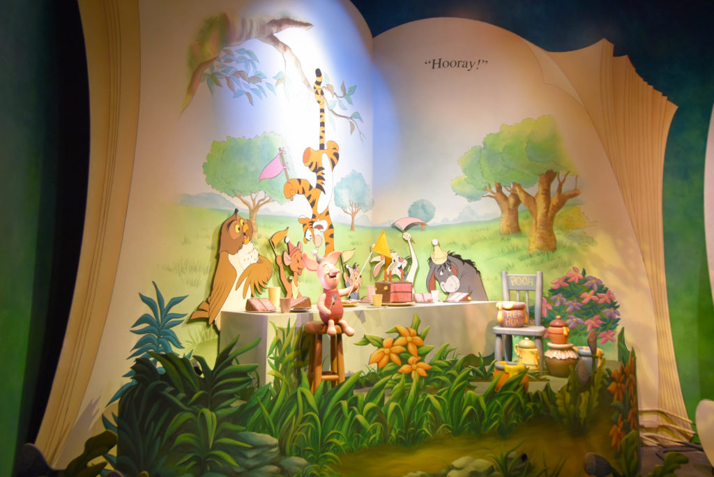 Many Adventures of Winnie the Pooh - Best Rides for Everyone to Ride at Disney World - Dream Plan Fly