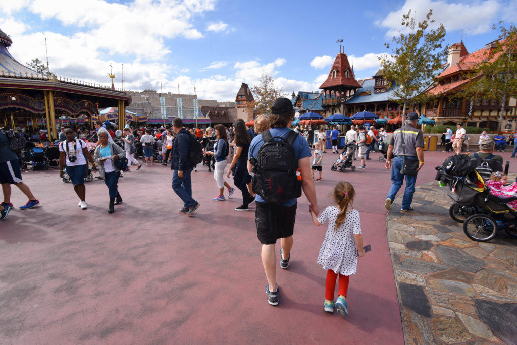 Tips for Visiting Walt Disney World with a Baby - Dream Plan Fly