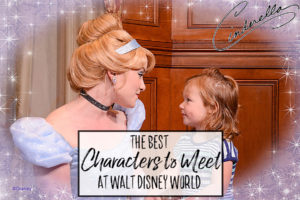 The Best Characters to Meet at Walt Disney World