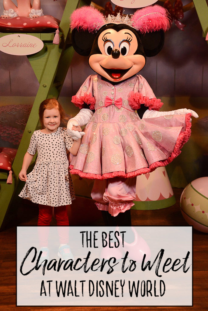 The Best Characters to Meet at Walt Disney World - Dream Plan Fly