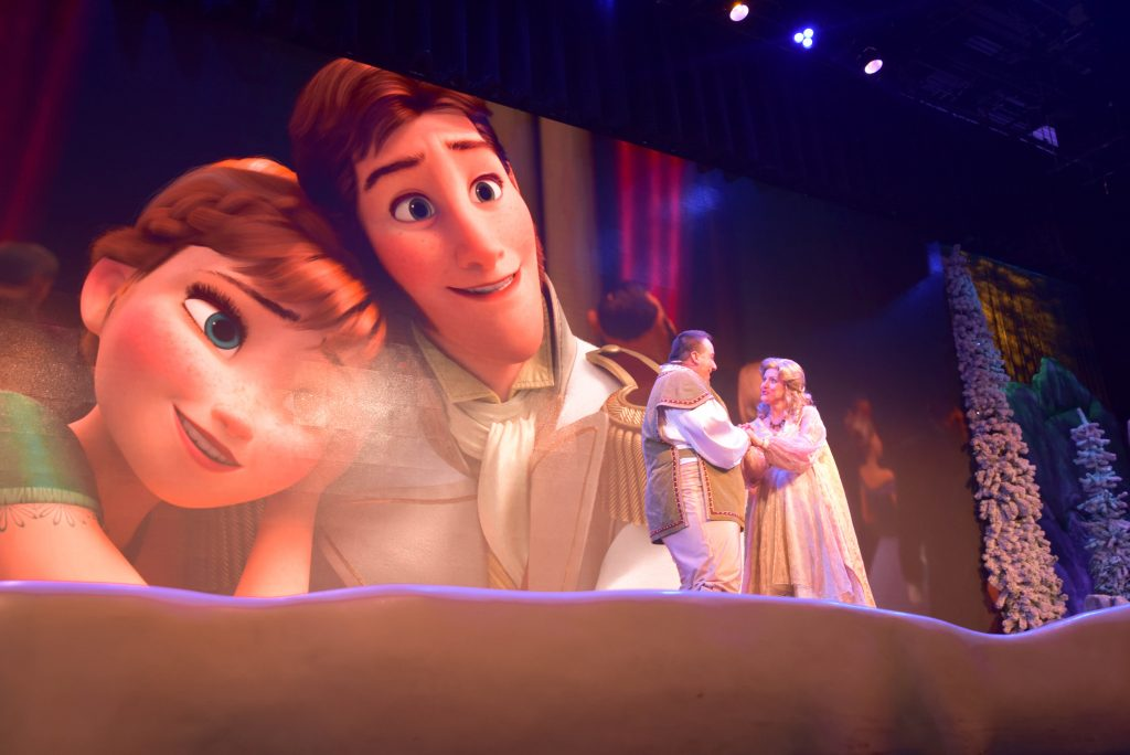 Frozen Ever After Sing Along Hollywood Studios - The Best Shows at Walt Disney World - Dream Plan Fly