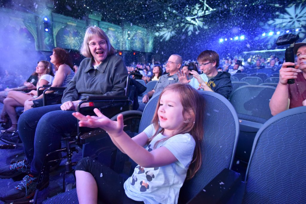 Frozen Ever After the Singalong - The Best Shows at Walt Disney World - Dream Plan Fly