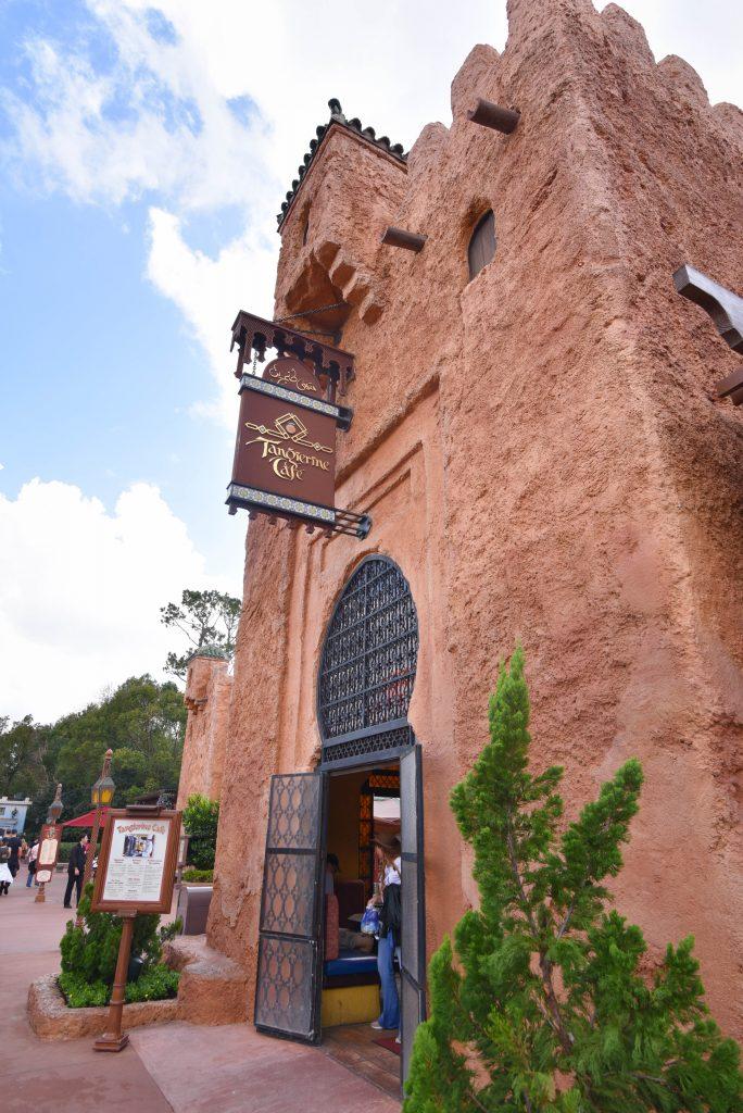 Tangerine Cafe Epcot - My Favorite Food at Walt Disney World - Dream Plan Fly