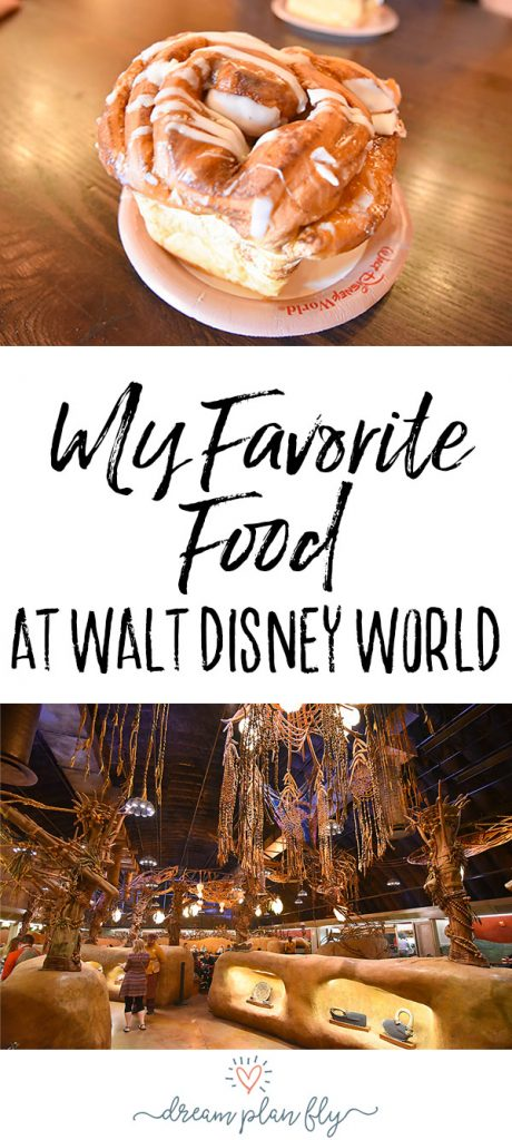 My Favorite Food at Walt Disney World - Dream Plan Fly