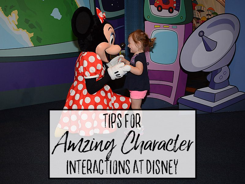 Tips for Amazing Character Interactions